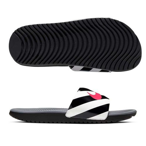 [BRM1943300] 나이키 카와 주니어 샌들 키즈 Youth  (GUNSMOKE/RED ORBIT/VAST GREY/BLACK)  Nike Kawa Junior sandal