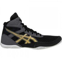 [BRM1971238] 레슬링화 아식스 매트플렉스 6 GS Black/Champagne 키즈 Youth 1084A007-002 복싱화  Wrestling Shoes Asics Matflex