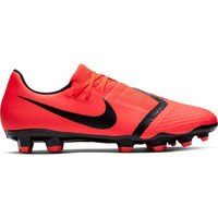 나이키 팬텀 베놈 아카데미 FG 펌그라운드 축구화 맨즈 AO0566-600 (Red/Black)  Nike Phantom Venom Academy Firm Ground Mens Soccer Cleat [BRM1918841]