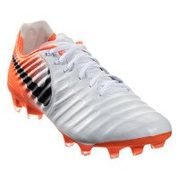 나이키 티엠포 레전드 VII 프로 FG 축구화 맨즈 (White/Black/Hyper Crimson)  Nike Tiempo Legend Pro Soccer Cleat [BRM1919052]
