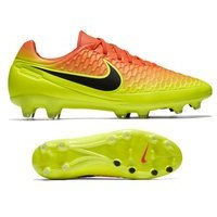 나이키 마지스타 오든/오덴 FG 축구화 맨즈 651329-807 (Total Crimson/Citrus)  Nike Magista Orden Soccer Shoes [BRM1918805]