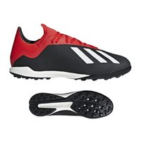 아디다스  X 탱고 18.3 터프 축구화 맨즈 BB9398 (Core Black/Active Red)  adidas Tango Turf Soccer Shoes [BRM1918921]