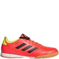 아디다스 코파 탱고 18.3 인 솔라 Red/Black/Solar Yellow 인도어 축구화 맨즈 DB2450  adidas Copa Tango IN Solar Indoor Soccer Shoes [BRM1918519]