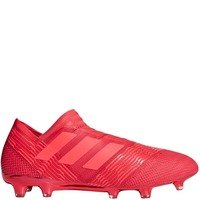 아디다스 네메시스 17+ FG Real Coral Red/Red Zest 펌그라운드 축구화 맨즈 CM7731  adidas Nemeziz Firm Ground Soccer Cleats [BRM1918524]