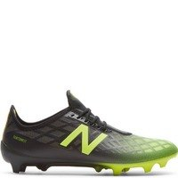 뉴발란스 퓨론 프로 4.0 FG 한정판 Black/Neon 축구화 맨즈 MSFLFLB4  New Balance Furon Pro Limited Edition Soccer Cleats [BRM1918597]