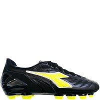 디아도라 마라카낭 18 Black/Fluo Yellow FG 펌그라운드 축구화 맨즈 F207490-874  Diadora Maracana Firm Ground Soccer Cleats [BRM1918922]