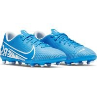 나이키 JR 베이퍼 13 클럽 FG/MG 키즈 Youth AT8161-414 축구화 (ROYAL BLUE/WHITE)  NIKE VAPOR CLUB [BRM1918743]