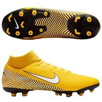나이키 네이마르 슈퍼플라이 6 아카데미 MG 맨즈  축구화 (AMARILLO/WHITE/DYNAMIC YELLOW/BLACK)  Nike Neymar Superfly Academy [BRM1919064]