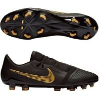 나이키 팬텀 베놈 프로 FG 맨즈  축구화 (BLACK/METALLIC VIVID GOLD)  Nike Phantom Venom Pro [BRM1919831]